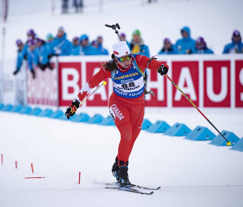 Bankes and Crawford Post Top Thirty Results at Home World Cup