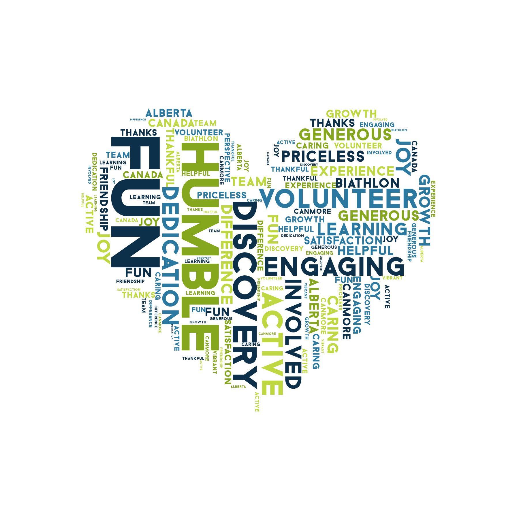 Happy International Volunteer Day, December 5th